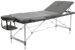 Lettino Da Massaggio Portatile Alluminio.Lettino Da Massaggi Portatile Nhc Medical Beauty